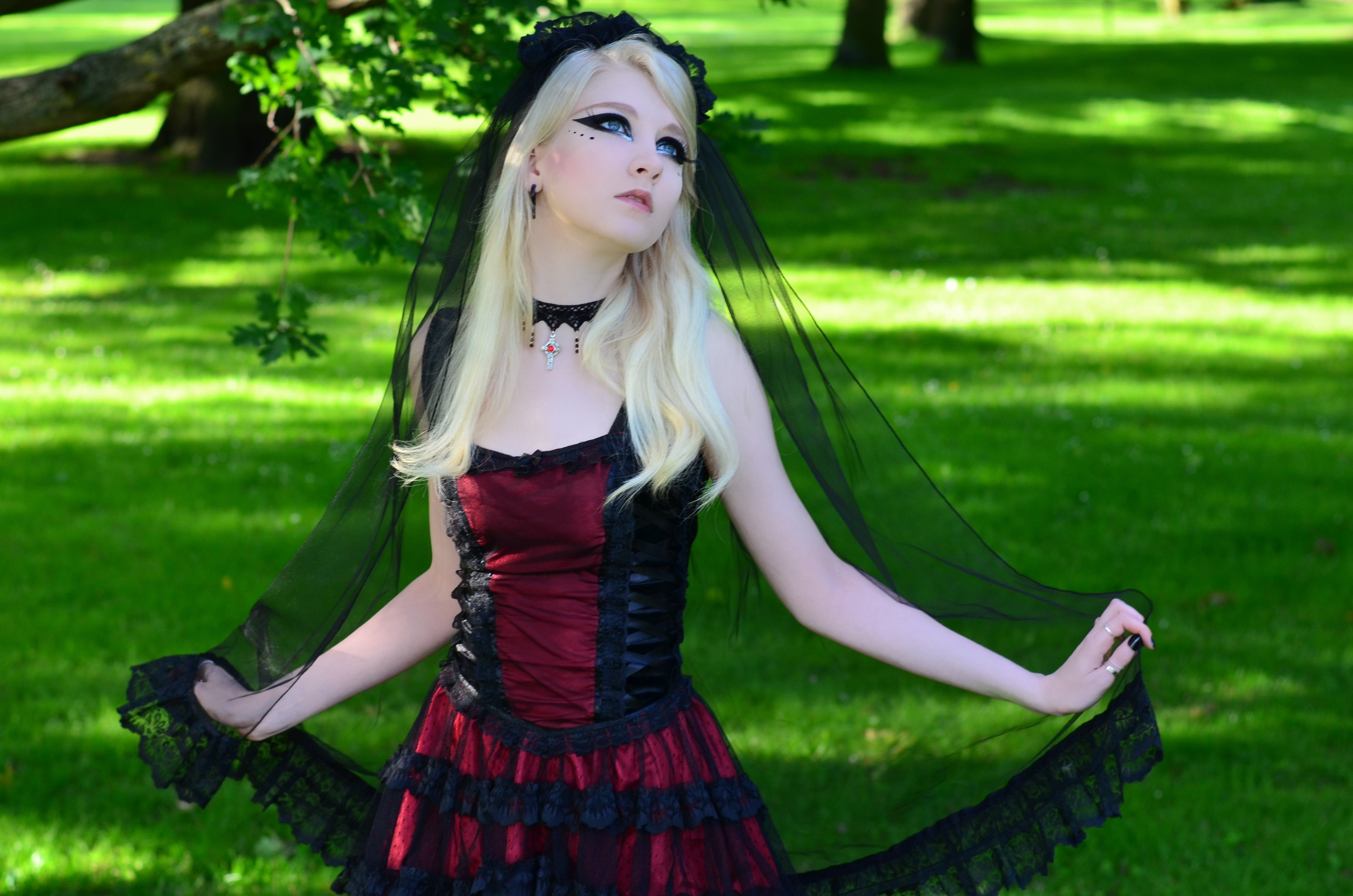 Cyber Goth Nackt. Gothic Female Images - Pixabay